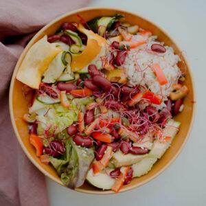 Midi – Bowl végétarien