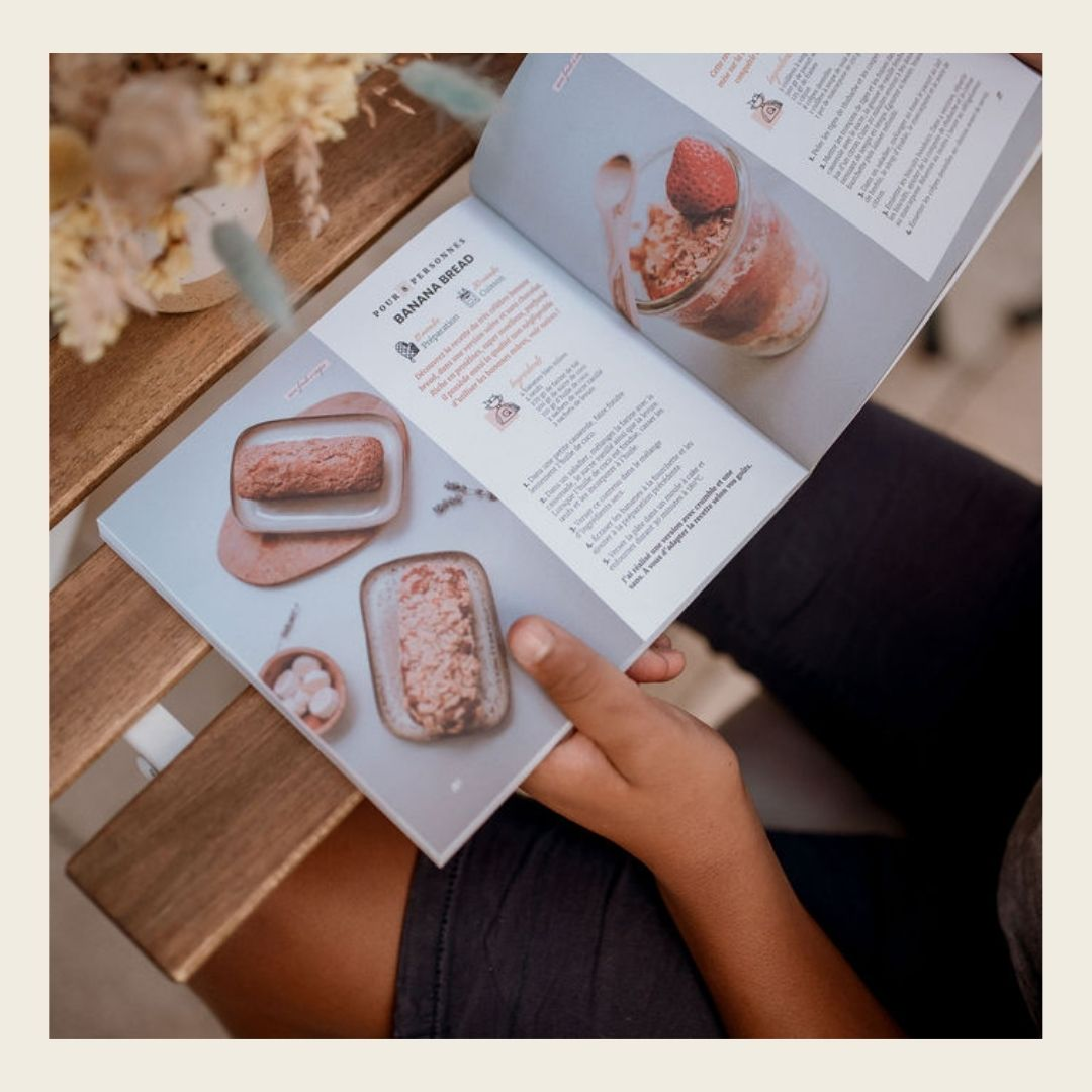 """Chez Estelle Langon, le livre de recettes """"Les Bowls d'Estelle"""""""