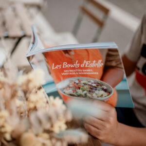 Le livre : «Les bowls d'Estelle»